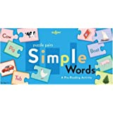 eeBoo Simple Words Puzzle Pairs (48 pc)