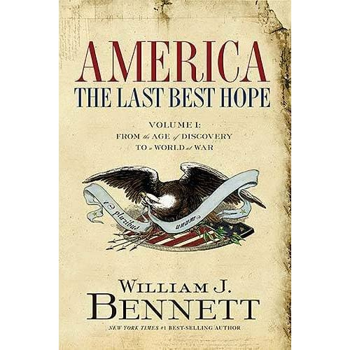 Image result for america the last best hope vol 1