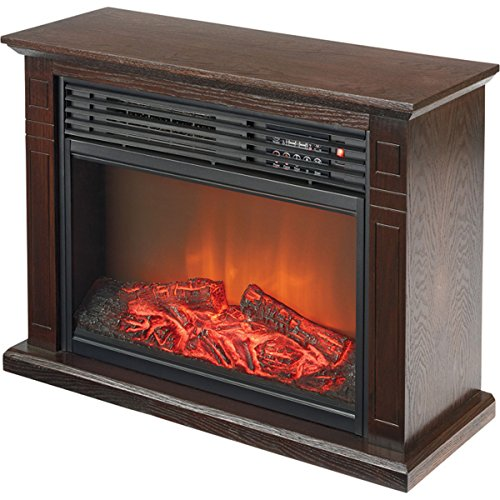 Cheap ProFusion FP405R-QA 3-Color Flame Heat Electric Fireplace Black Friday & Cyber Monday 2019