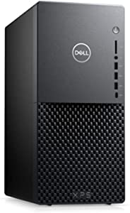 Dell XPS 2021 Premium Desktop Tower Computer, 6 Core Intel Core i5-10400 2.90 GHz, 32GB RAM, 512GB SSD + 1TB HDD,NVIDIA GeForce GTX 1660 Ti 6GB, No DVD, Bluetooth, Wi-Fi, RJ-45, HDMI, Windows 10 Home