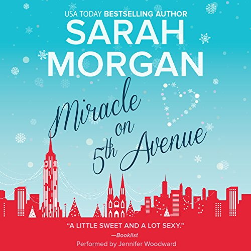 Miracle on 5th Avenue: From Manhattan with Love, Book 3 by Harlequin Audio