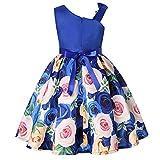 ZaH Dresses for Girls Size 7 Little Girl Party