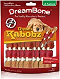 Cheap Dreambone Chicken, Beef and Pork Flavored Kabobz, 15-Pack