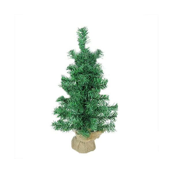 Northlight-Mixed-Pine-Artificial-Christmas-Tree-in-Burlap-Base-Unlit-18-x-95-Green