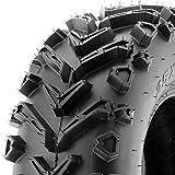 SunF A041 Mud|Trail ATV/UTV Tire 25x8-12, 6-PR