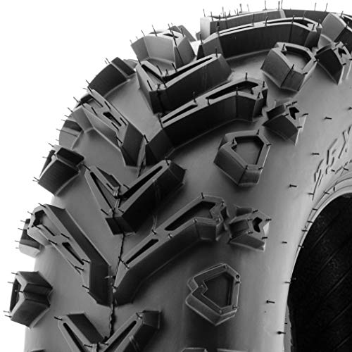 SunF A041 Mud|Trail ATV/UTV Tire 24x8-12, 6-PR
