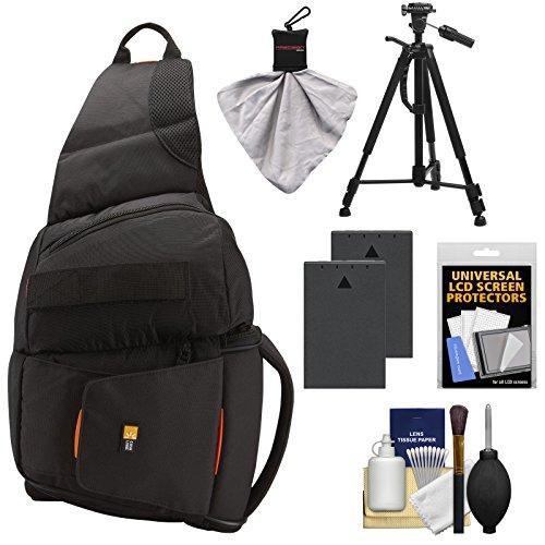 Case Logic Digital SLR Sling Camera Bag/Case   +  BLS-1 Batt
