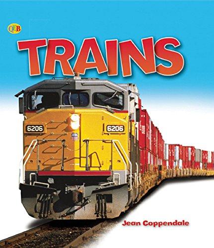 Trains (Mighty Machines QEB) pdf epub