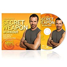 Brazil Butt Lift Leandro's Secret Weapon: 20 Minute Precision Toning DVD Workout