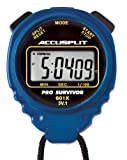 ACCUSPLIT Pro Survivor - A601X Stopwatch, Clock, Extra Large Display from Accusplit