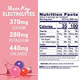 Pedialyte Oral Electrolyte Solution, 1-Liter, 8 Count