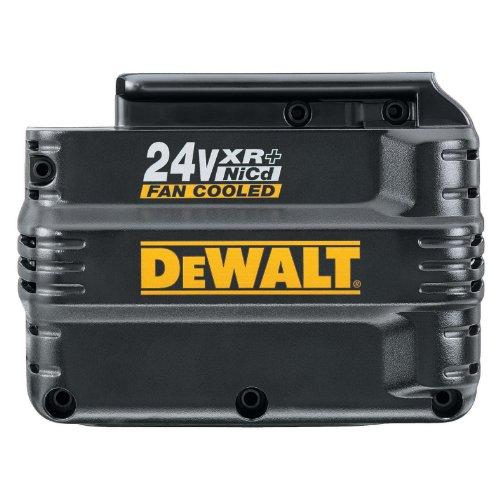 028877328959 - DEWALT DW0242 24-Volt 2.4 Amp Hour NiCd Slide Style Battery carousel main 0