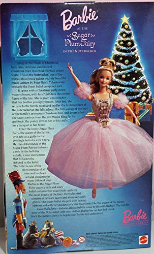 Barbie as the Sugar Plum Fairy ()