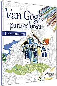 van Gogh. Para Colorear