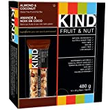 KIND Fruit & Nut, Almond & Coconut Gluten Free Bars, 1.4 Ounce, 12 Count