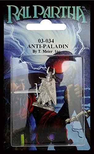 Ral Partha 03-034 Anti-Paladin by BATTLETECH