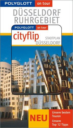 Düsseldorf/Ruhrgebiet - Buch mit cityflip
