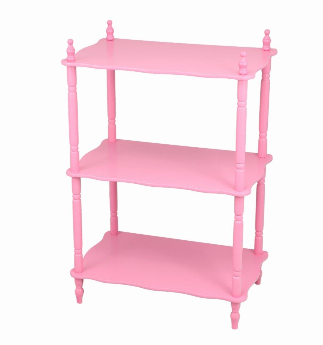 Frenchi Home Furnishing 3 Tier Shelves Image 1