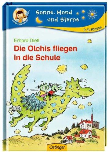 Die Olchis fliegen in die Schule (NA)