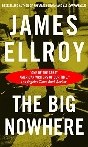 book cover of The Big Nowhere
