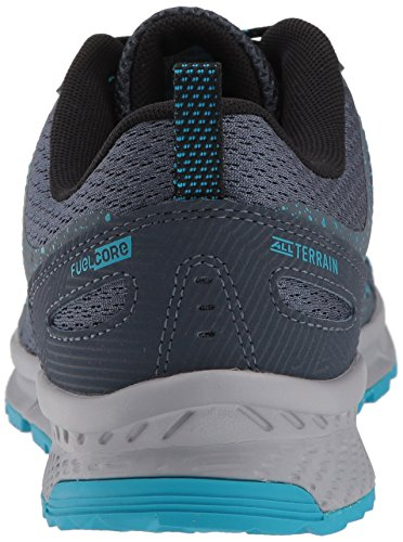 New Balance Women's 590v4 FuelCore Trail Running Shoe, Dark Grey, 5.5 B US by New Balance (Image #2)