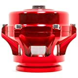 TiAL Q.11R Q Series Blow Off Valve 50mm BOV Red 11 PSI Spring Aluminum Flange by TiAL Sport