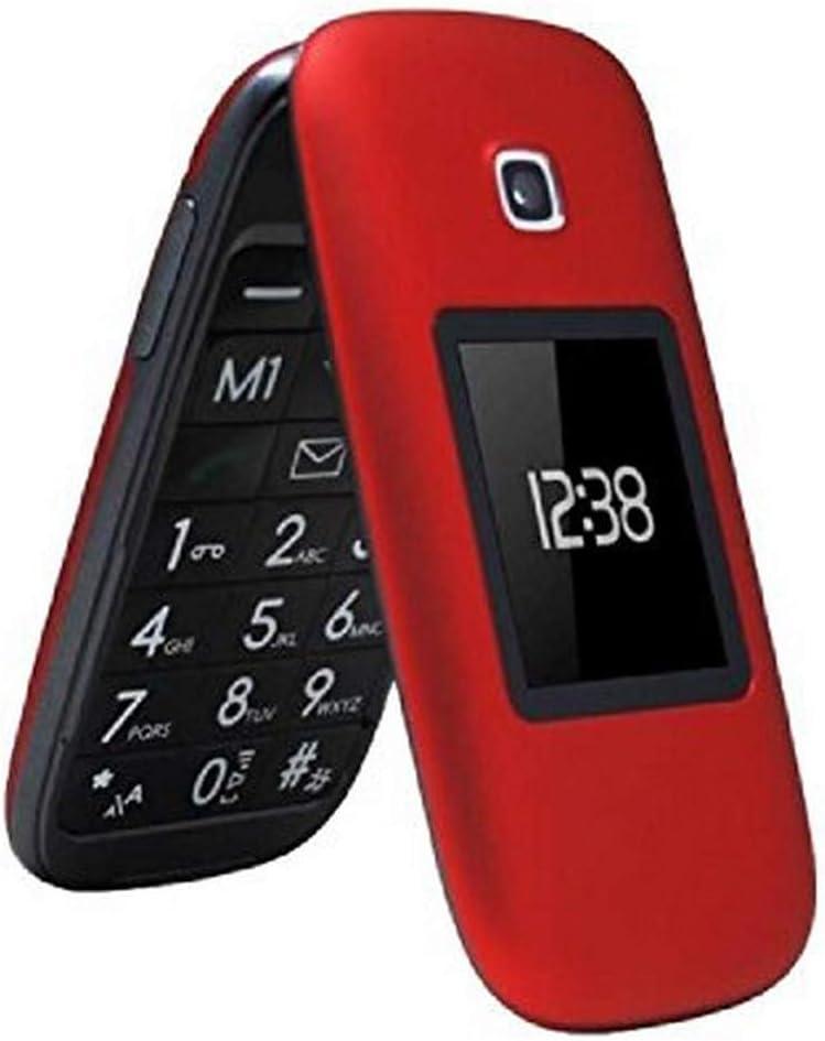 Telefunken TM260 - Móvil de Teclas Grandes , Pantalla 2.6