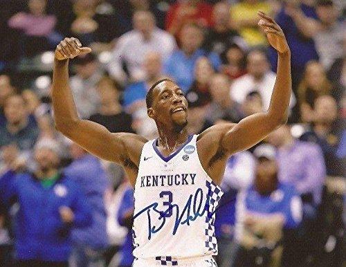 Edrice Bam Adebayo signed Kentucky Wildcats UK 8x10 photo autographed 5 - Autographed College Photos -