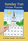Sunday Fun Sticker Puzzle
