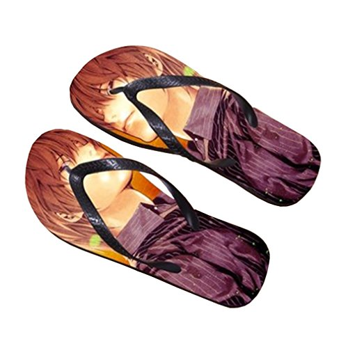 Bromeo Death Note Anime Unisex Flip Flops Chanclas 710