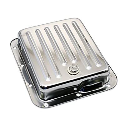 Assault Racing Products A9531-1 Pan Fill for Ford C4 Chrome Steel Automatic Transmission Pan - Stock Capacity: Automotive