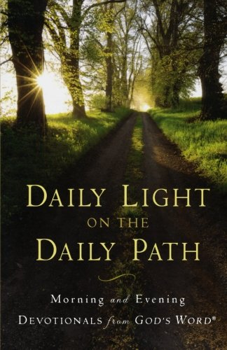 Daily Light On Daily Path - 6