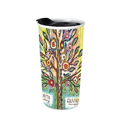 Lang Courage Ceramic Traveler Multicolor