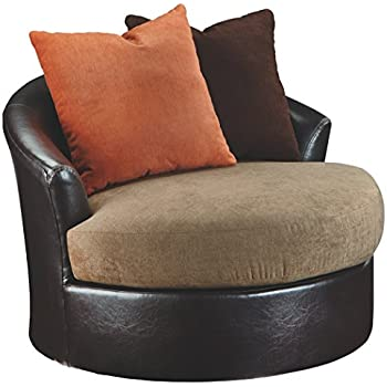 Genial Signature Design By Ashley 2020244 Swivel Accent Chair