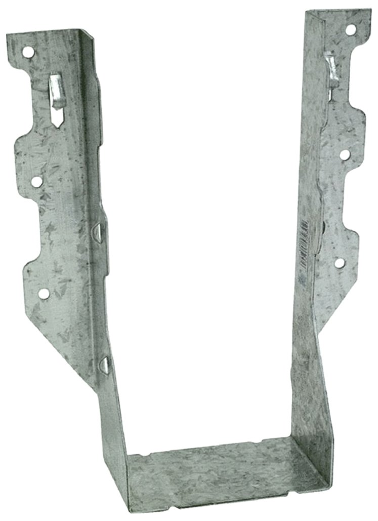 Simpson Strong Tie LUS28-2Z ZMAX Galvanized Double 2x8 Double Shear Face Mount Joist Hanger 25-per box