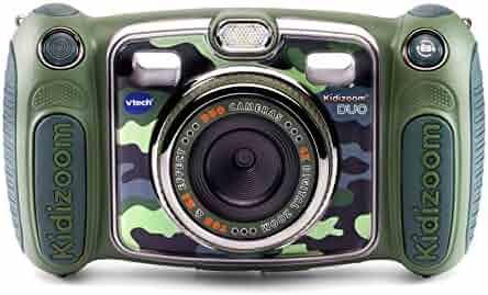 VTech Kidizoom DUO Selfie Camera - Camouflage - Online Exclusive