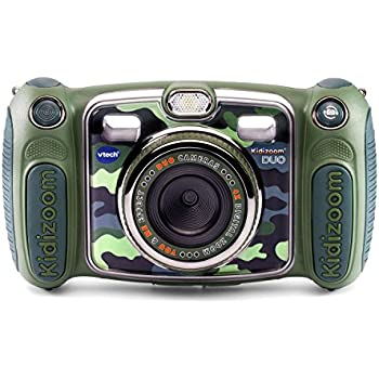 Amazon.com: VTech Kidizoom DUO Selfie Camera - Camouflage - Online ...