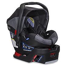 Bob E1A814A B-SAFE 35 Infant Car Seat, Black