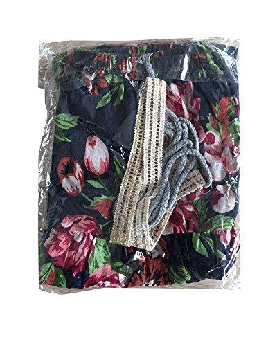 Plage Bohme 14 Couleur Floral Imprim Jupes Femme A Grande Swing Jupes Casual Taille lastique Taille t Line lasticit Vacances Voyager Maxi PHngnx