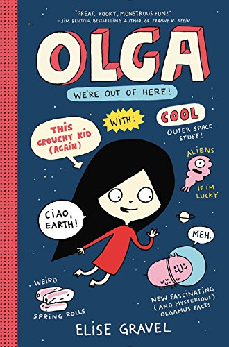 Olga: We're Out of Here! by HarperCollins (Image #1)