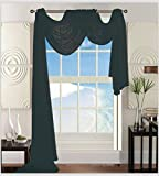 Elegant Comfort Beautiful Window Sheer Voile