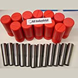 #3 Morse Taper Collet 12 Pc. Set 1/8'' - 3/4'' 3MT MT3 3/16 1/4 3/8 1/2 5/8 Chuck