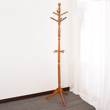 Appendiabiti Verticale.Appendiabiti Porta Appendiabiti Da Terra In Legno Massello Lobby Del