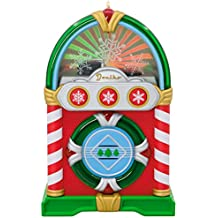 Jolly Jukebox Musical Ornament With Light Hobbies & Interests