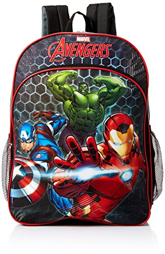 marvel avengers school bag - 2