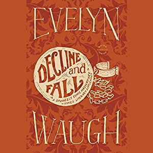 Decline and Fall Audiobook