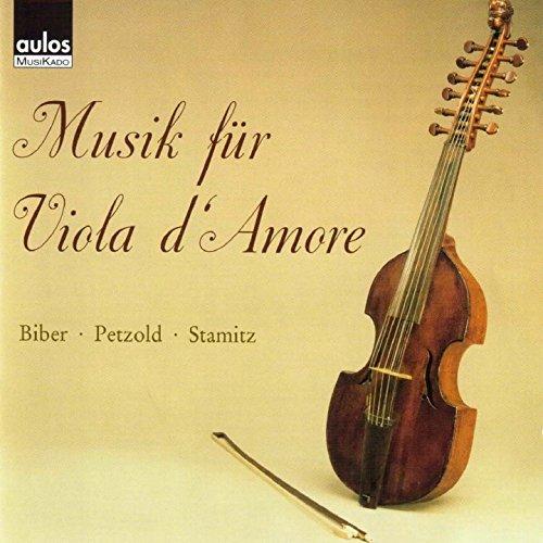 - Biber - Petzold - Stamitz: Music for Viola d'Amore