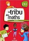 La tribu des maths CE2 : Cahier de géométrie par Dias