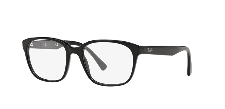Amazon.com  Ray-Ban Men s RX5340 Eyeglasses Shiny Black 53mm  Clothing f00d6586f440
