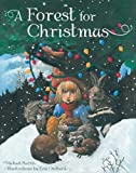 Front cover for the book A Forest for Christmas by Michael Harris